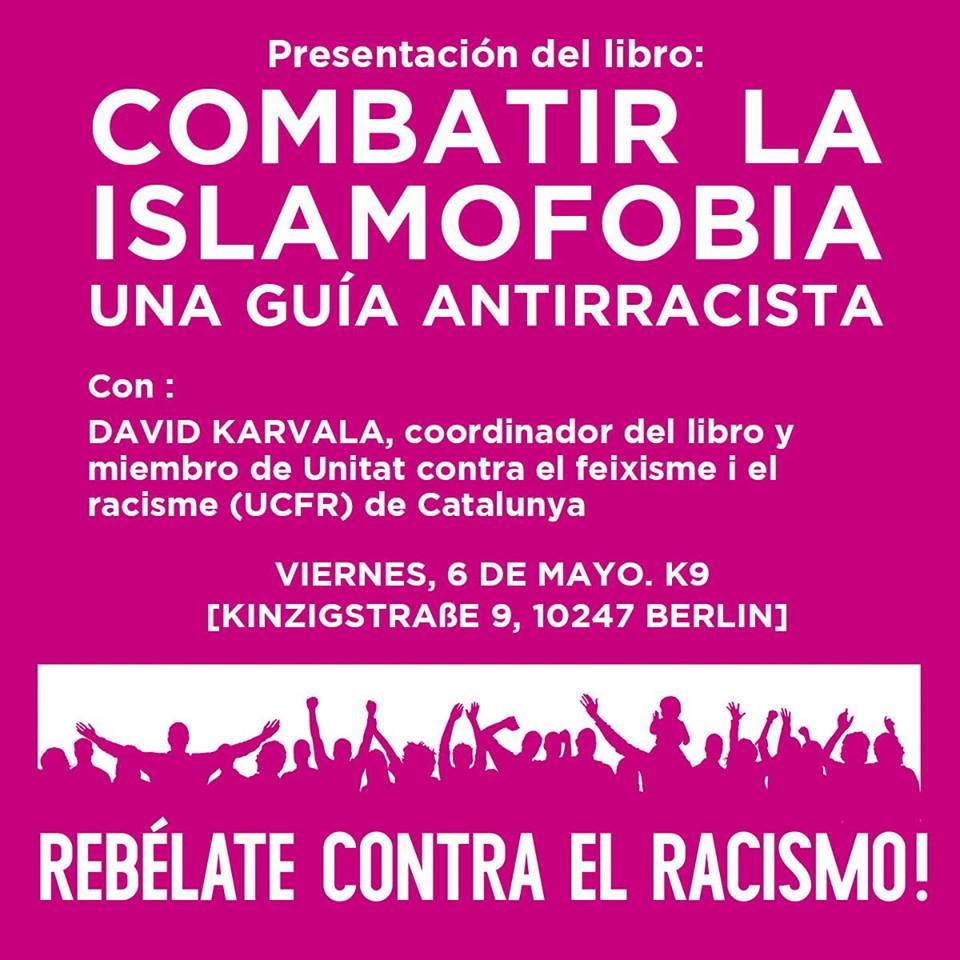AgR Combatir la islamofobia