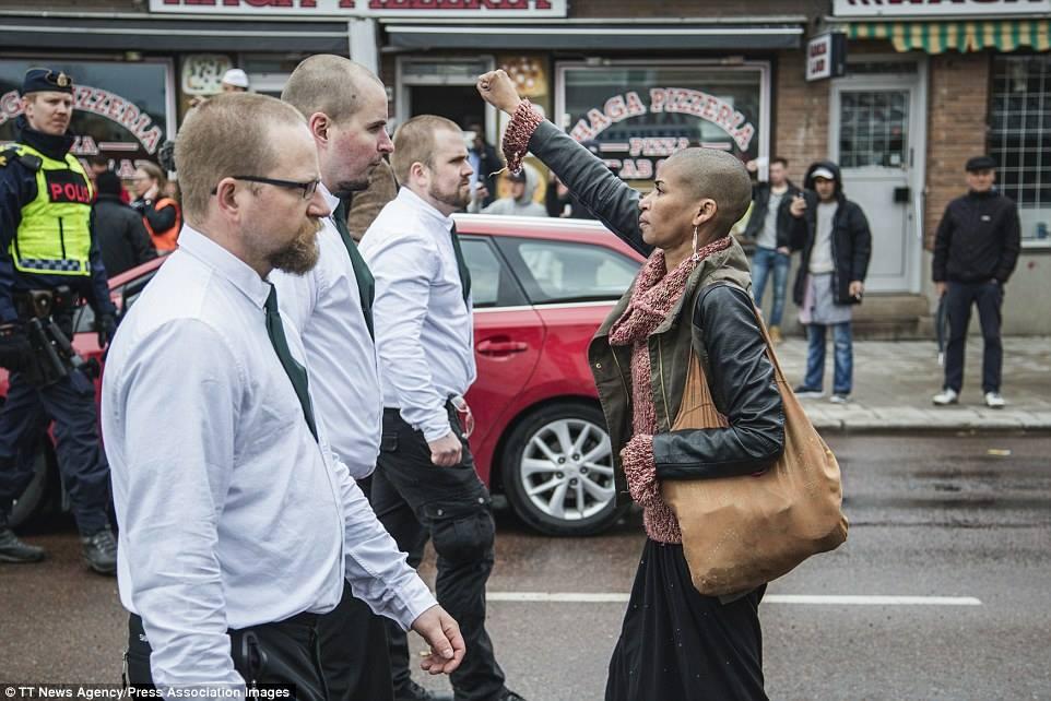 SueciaContraRacismo