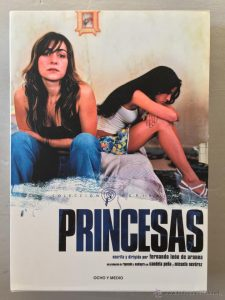 cartel princesas